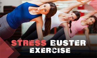 Stress Buster Exercises to Reduce Anxiety