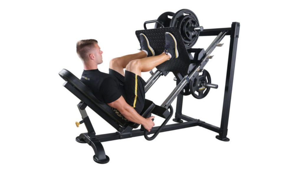 45-Degree Leg Press - Exercises to Avoid