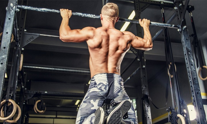 Pull-Up Guide - How to do Pull-Ups