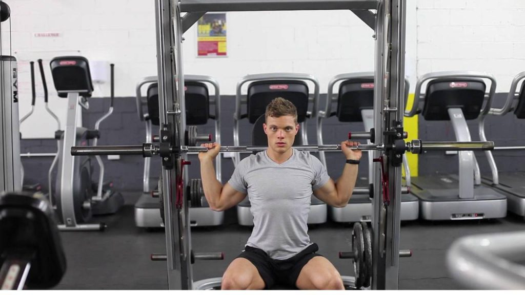 Shoulder Press behind Head - Dangerous Exercise