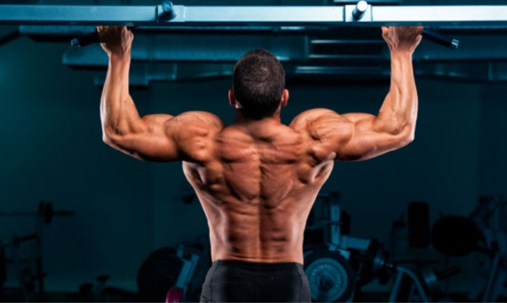 Pull-up Exercise for Biceps