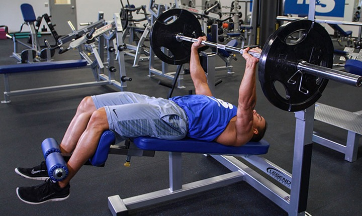 Reclined Chest Press