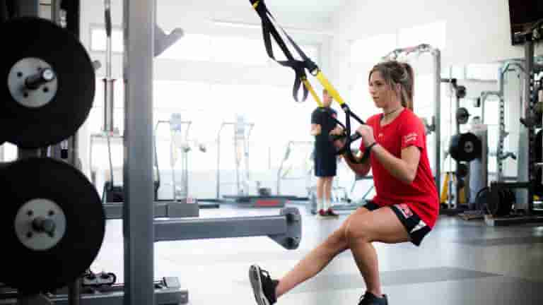 8 Unique Exercises with TRX – The Ultimate Suspension Training for Weight Loss