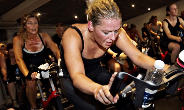 Burn Calories in the Most Fun Way with Spinning Exercise