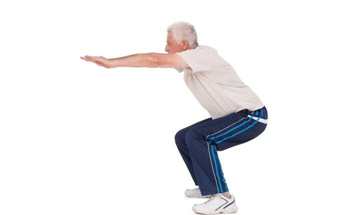 Exercise for Older Adults - Squats