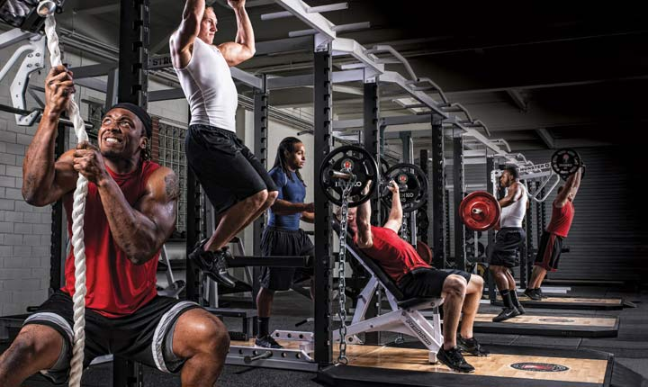 Do multiple sets of exercise