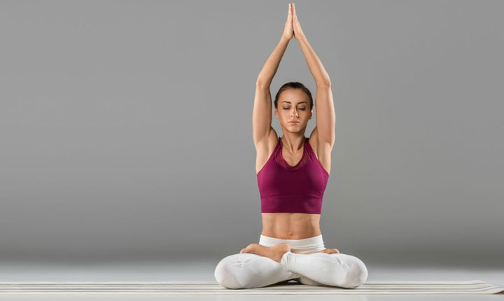 Yoga Poses that Remove Stress and Anxiety