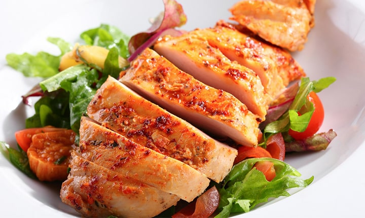 Protein - What to eat before workout