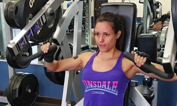 Chest Workout for Women