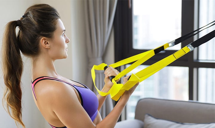 Suspension training - Exercises for Arthritis