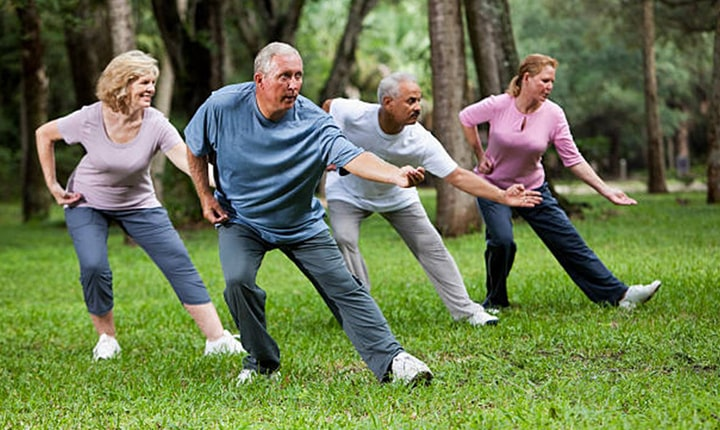 Tai Chi - Exercises for Arthritis