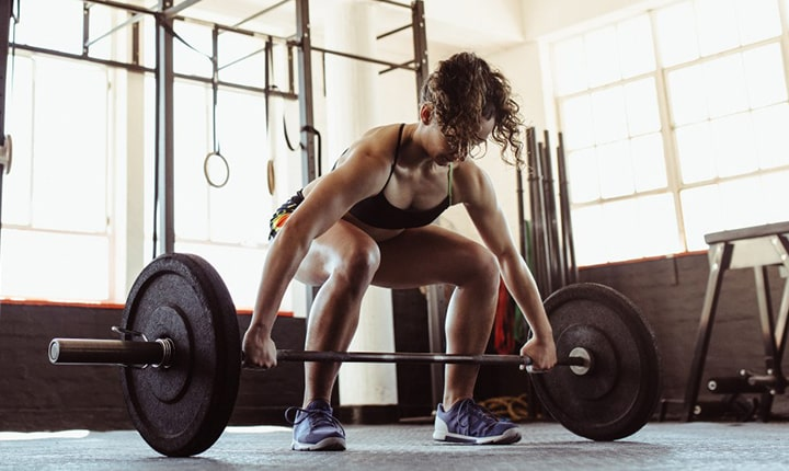 Weight lifting mistakes - Starving