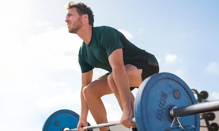 Weight lifting mistakes - Overtraining