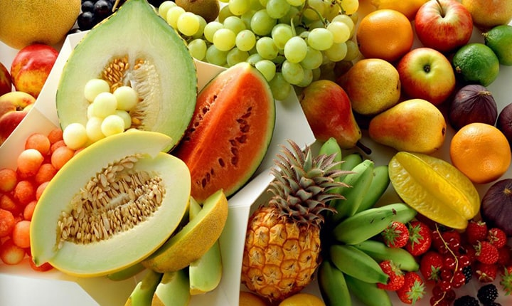 Healthy Diet - Fruits