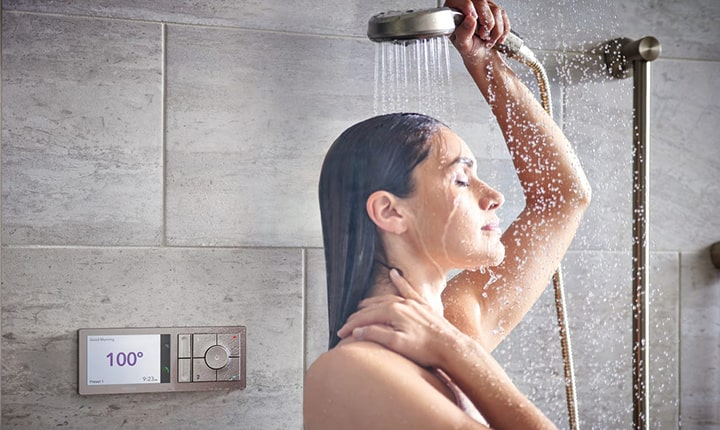 Benefits of showering after a workout