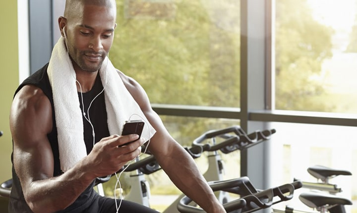 Habits of successful gym-goers - Have fun