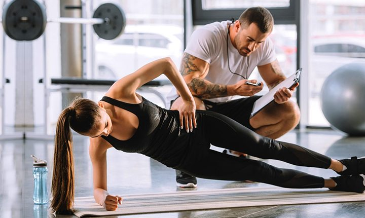 Advantages of a Personal Trainer