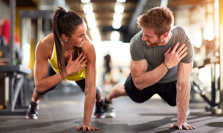 Personal Trainer for your workout
