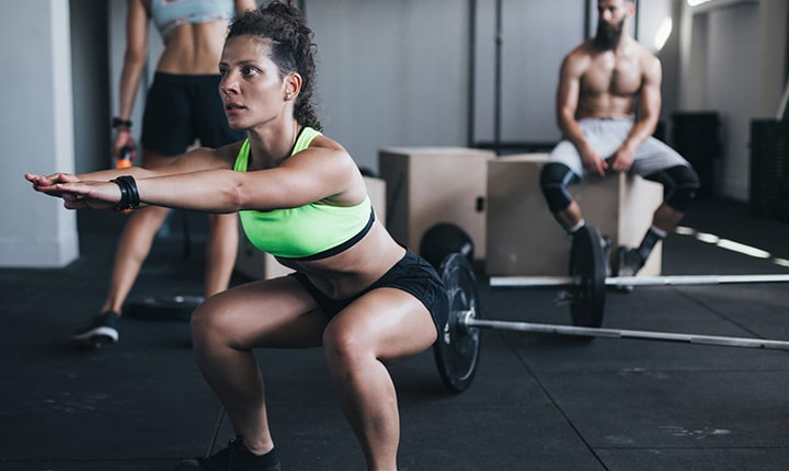 Habits of successful gym-goers - Set up Goals