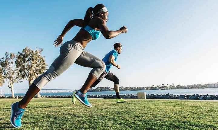 Tips for Running in the Summer Winter