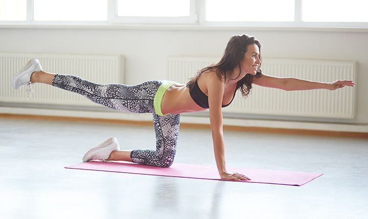 Workouts for stay-at-home moms