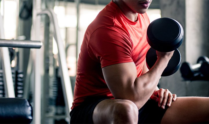 Building Muscle Mass is Important