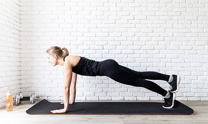 Six Different Types of Push-ups for a Fit Body