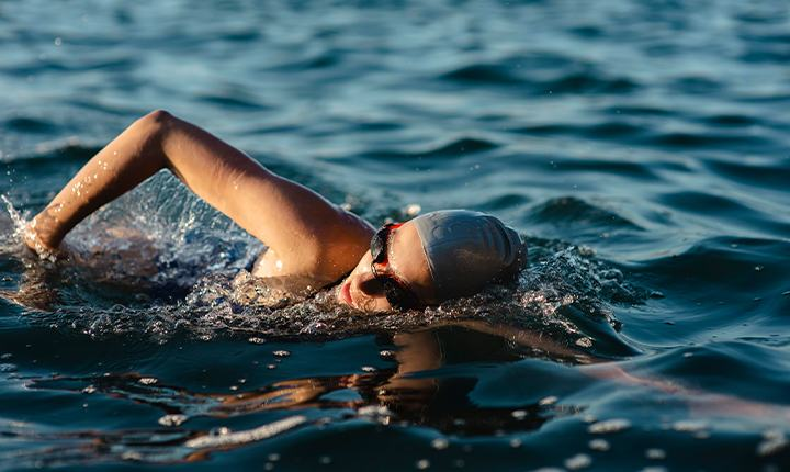 Active Recovery- Swimming