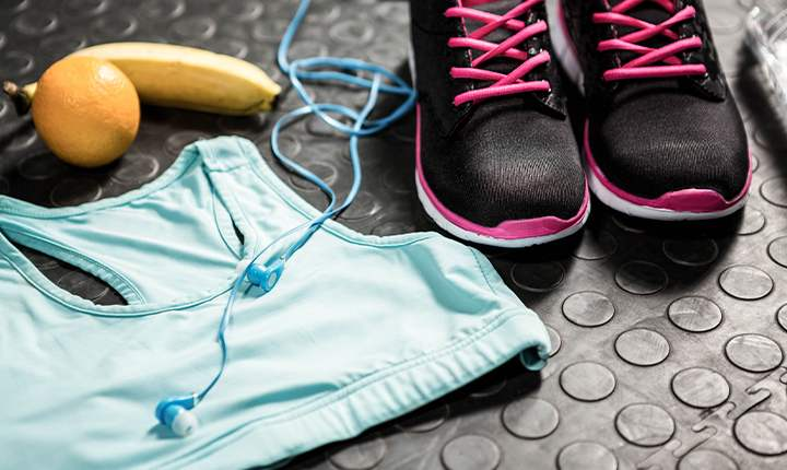 Choose the right pair of shoes- CrossFit workout