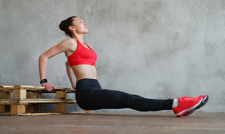 Sitting All Day? 5 Desk Exercises to Try Right Now