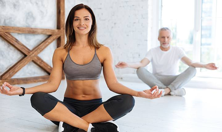 Difference between Yoga and Tai Chi in terms of Posture